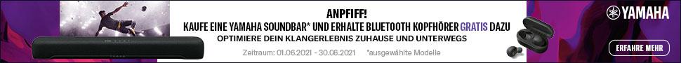 "EM 2021 - Soundbar Kampagne ""ANPFIFF"""
